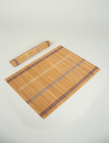 Individual bambú Natura
