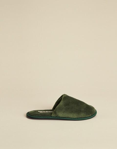 Basic man slippers