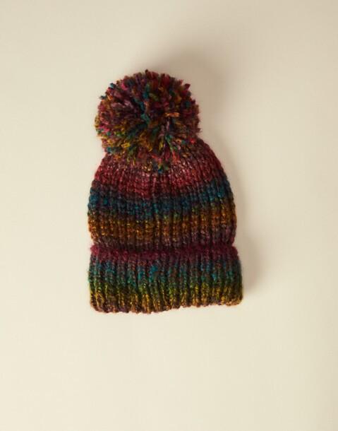MULTICOLOR GRADIENT CAP