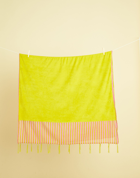 NEON BEACH TOWEL