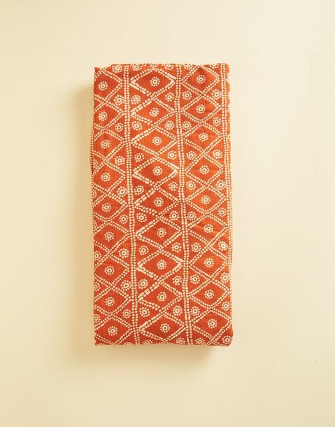 GEOMETRIC PRINT TOWEL