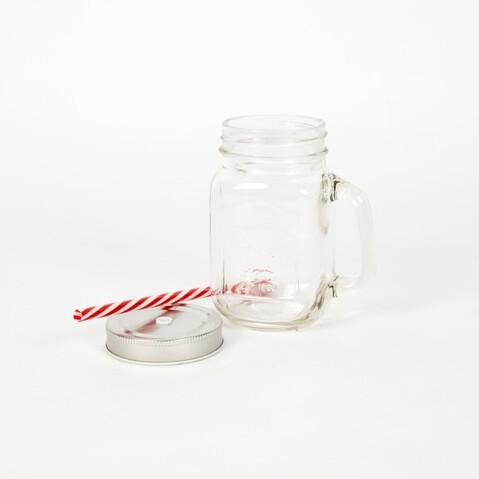 TWIST STRAW JAR