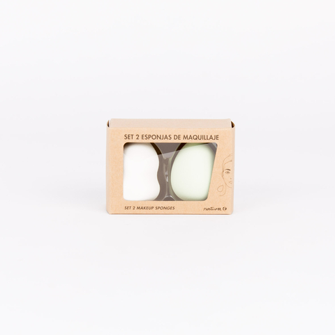 MAKEUP SPONGES 2 PACK