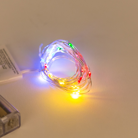 MULTICOLOR STRING LIGHT