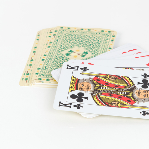 TROPICAL PLAYING CARDS