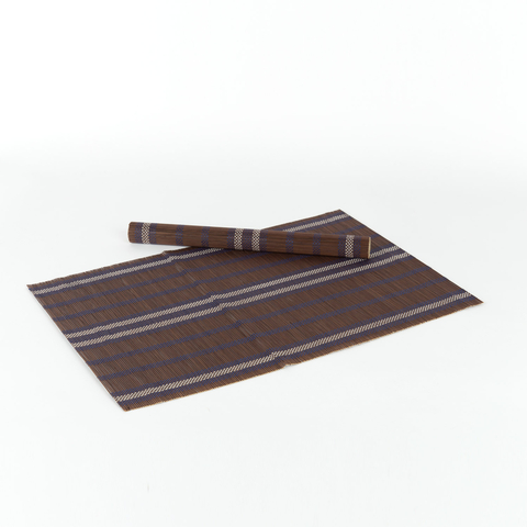 SET OF 2 BAMBOO PLACEMATS
