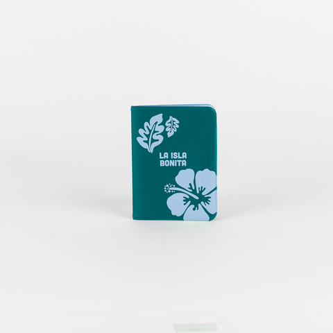 HIBISCUS PASSPORT HOLDER