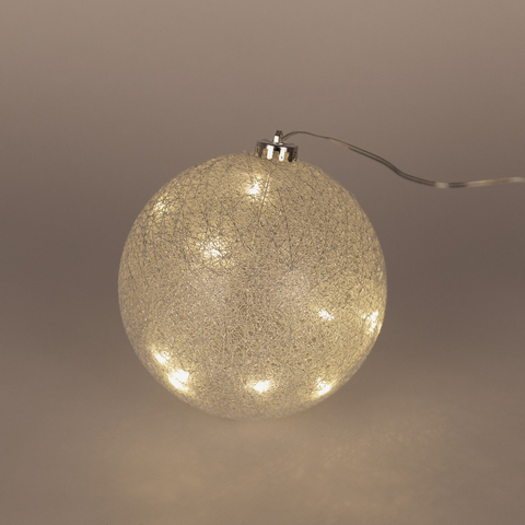 BALL SHAPED LED LIGHT