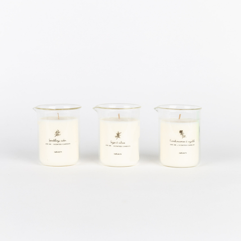 SCENTED CANDLE 200 gr
