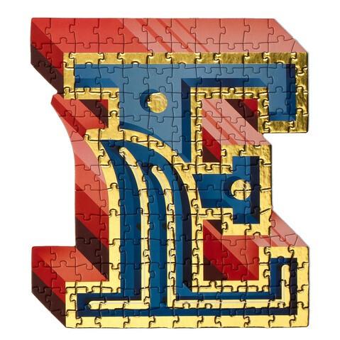 LOVE Four-Letter Puzzle