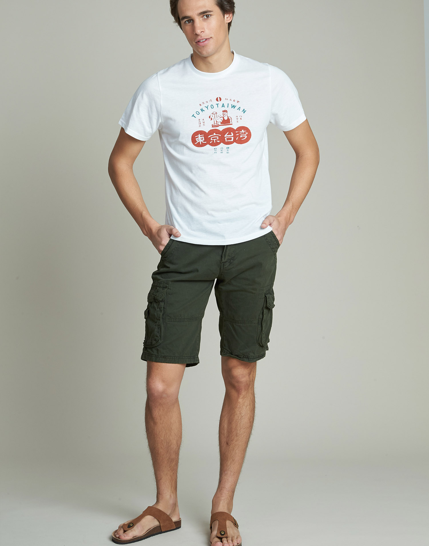Tokio men's t-shirt