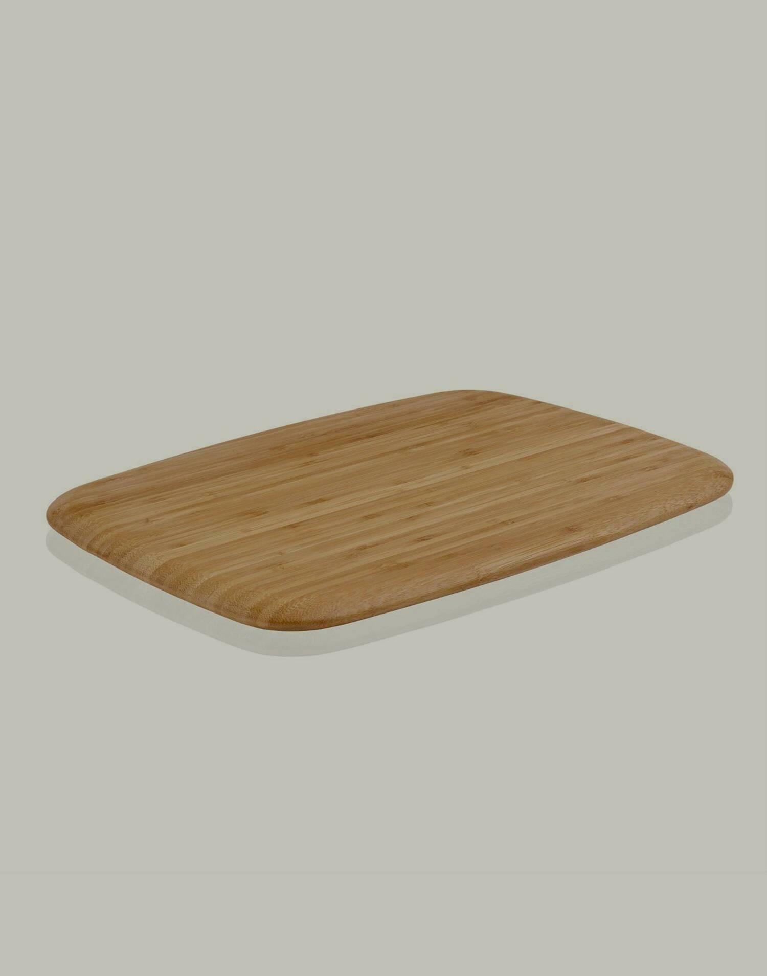 Tabla corte bambú 31 x 20 cm
