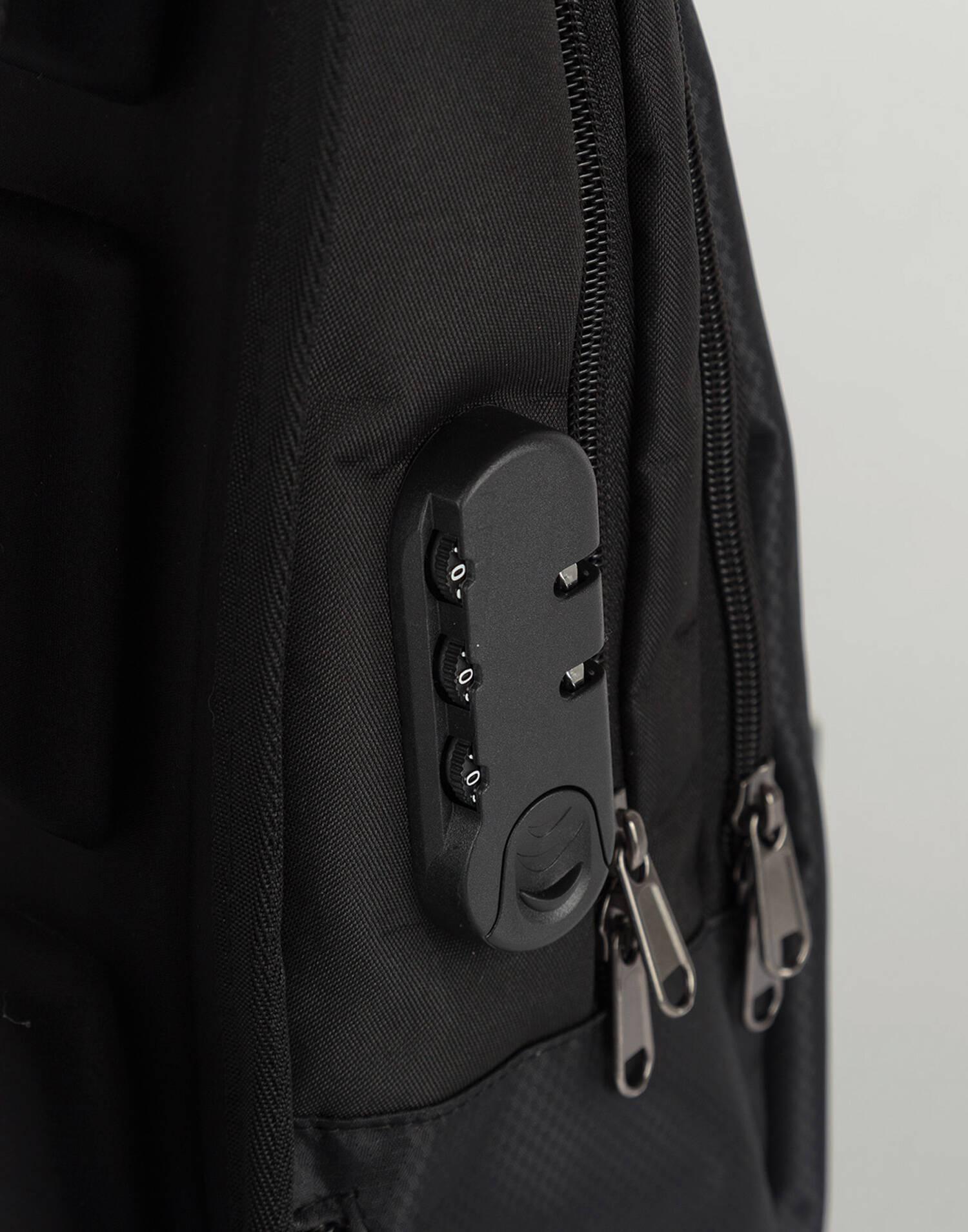 Anti-theft safe bag