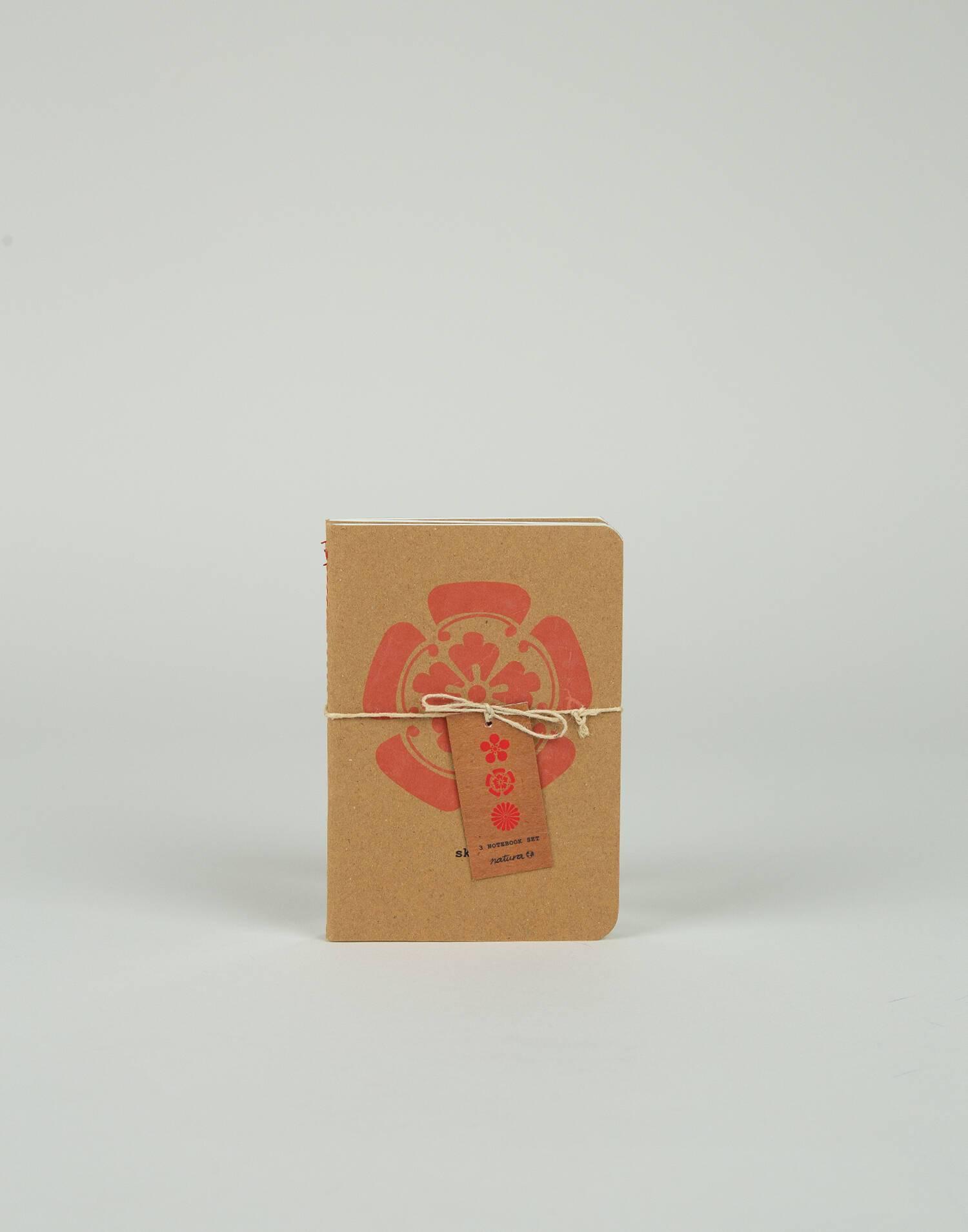 Pack de 3 libretas a6 simbols