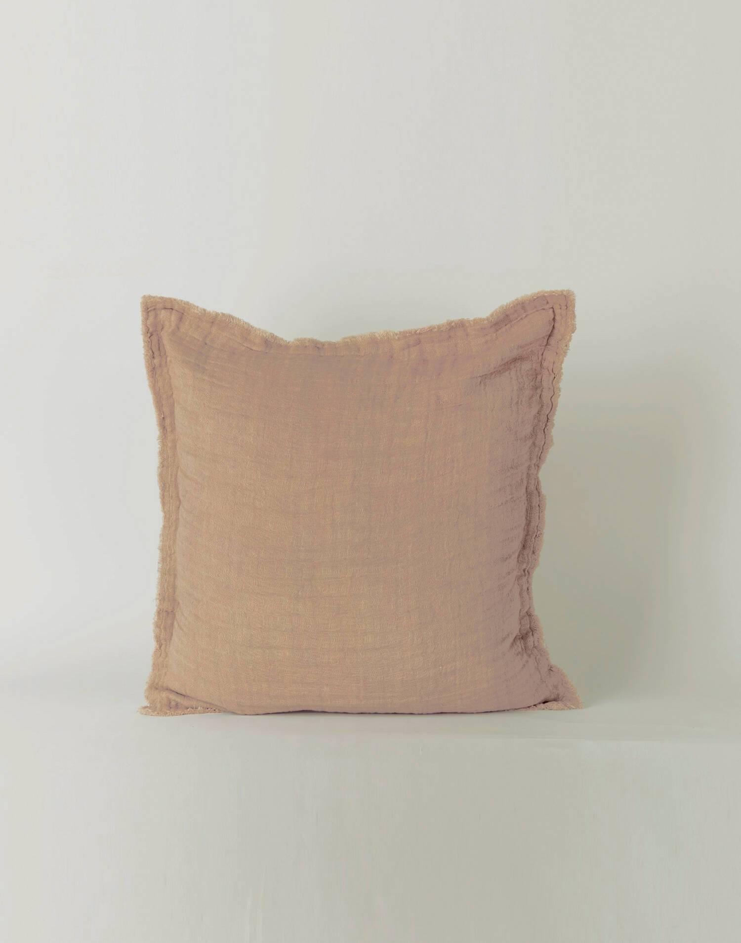 Funda cojín algodón 50 x 50 cm