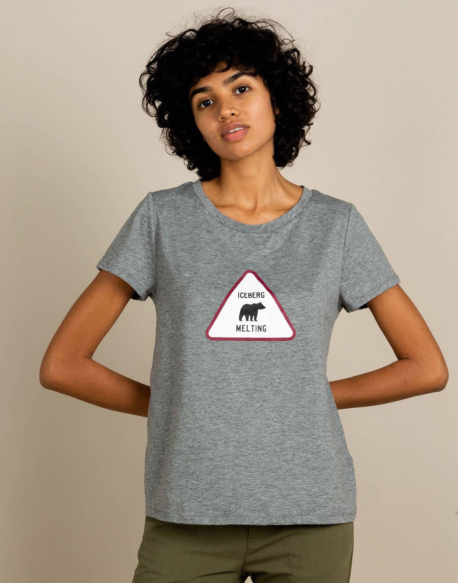 Camiseta iceberg melting
