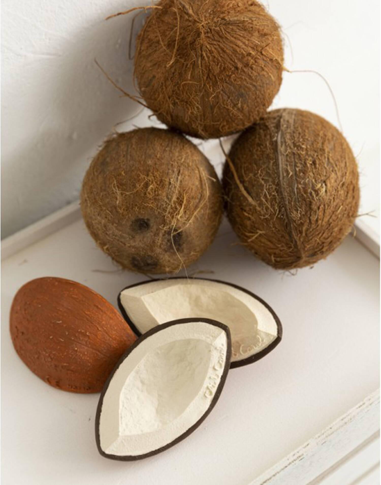Juguete mordedor coco coconut