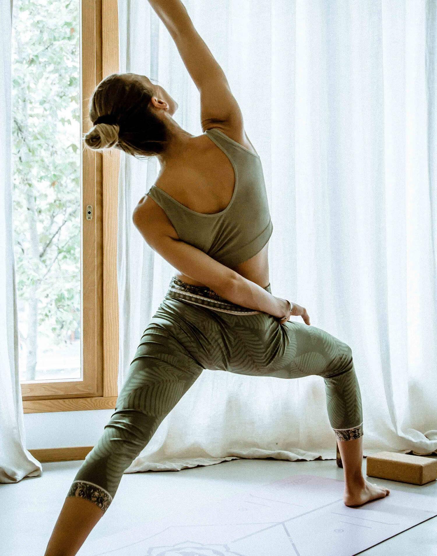 Pantalón yoga sun
