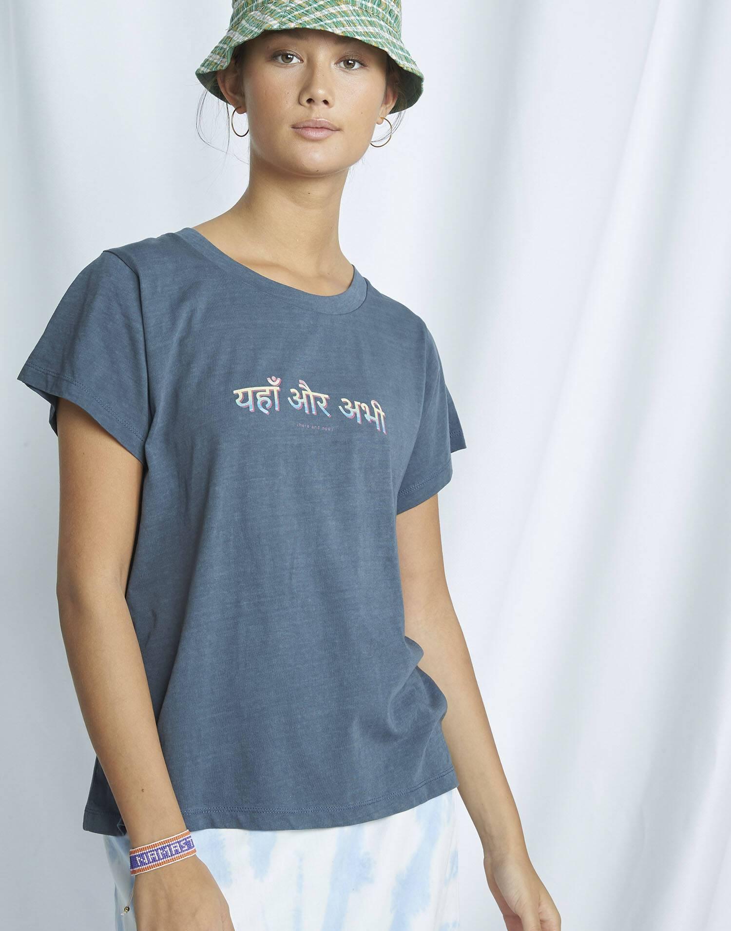 Sanscriti organic t-shirt