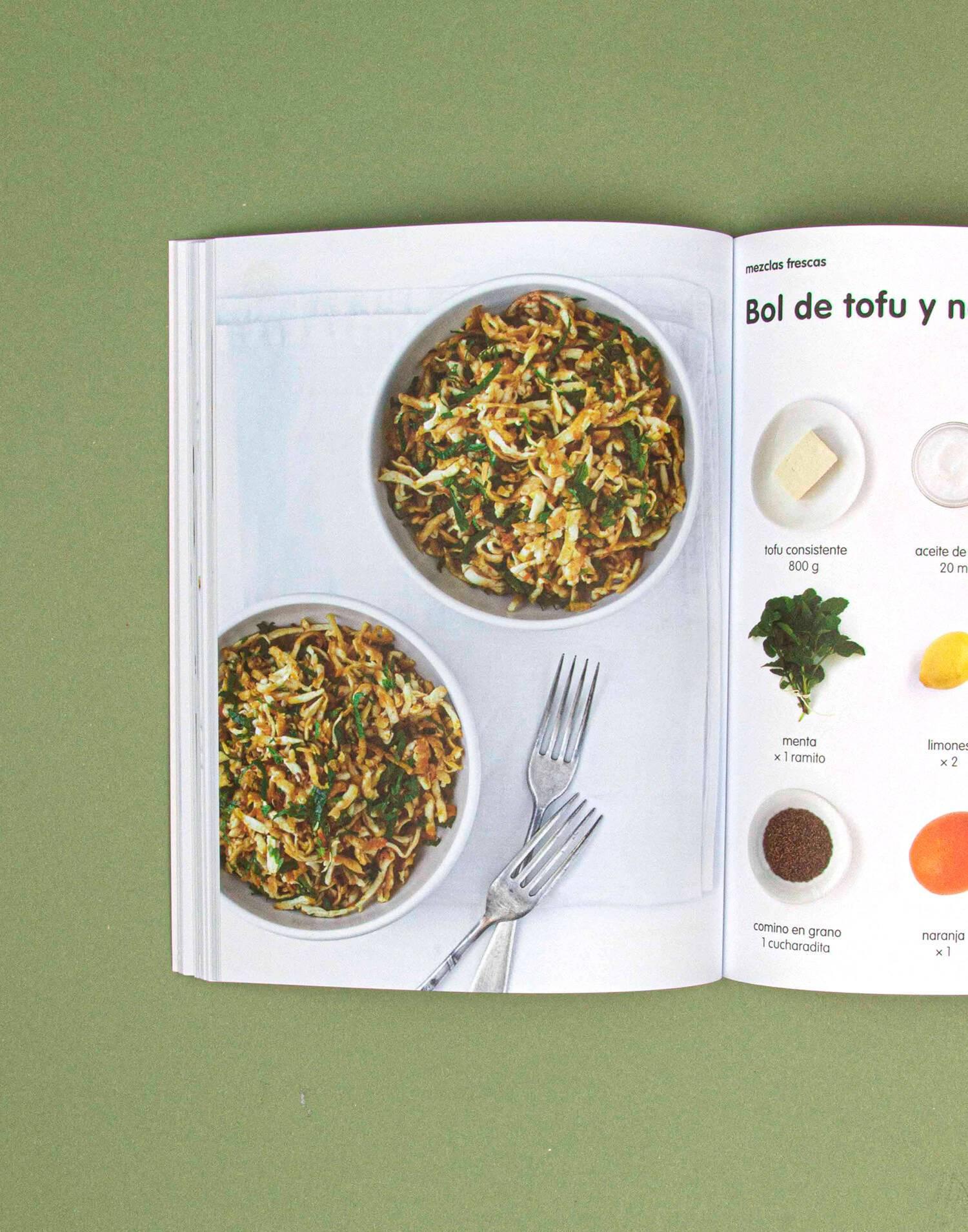 Superfacil cocina vegana