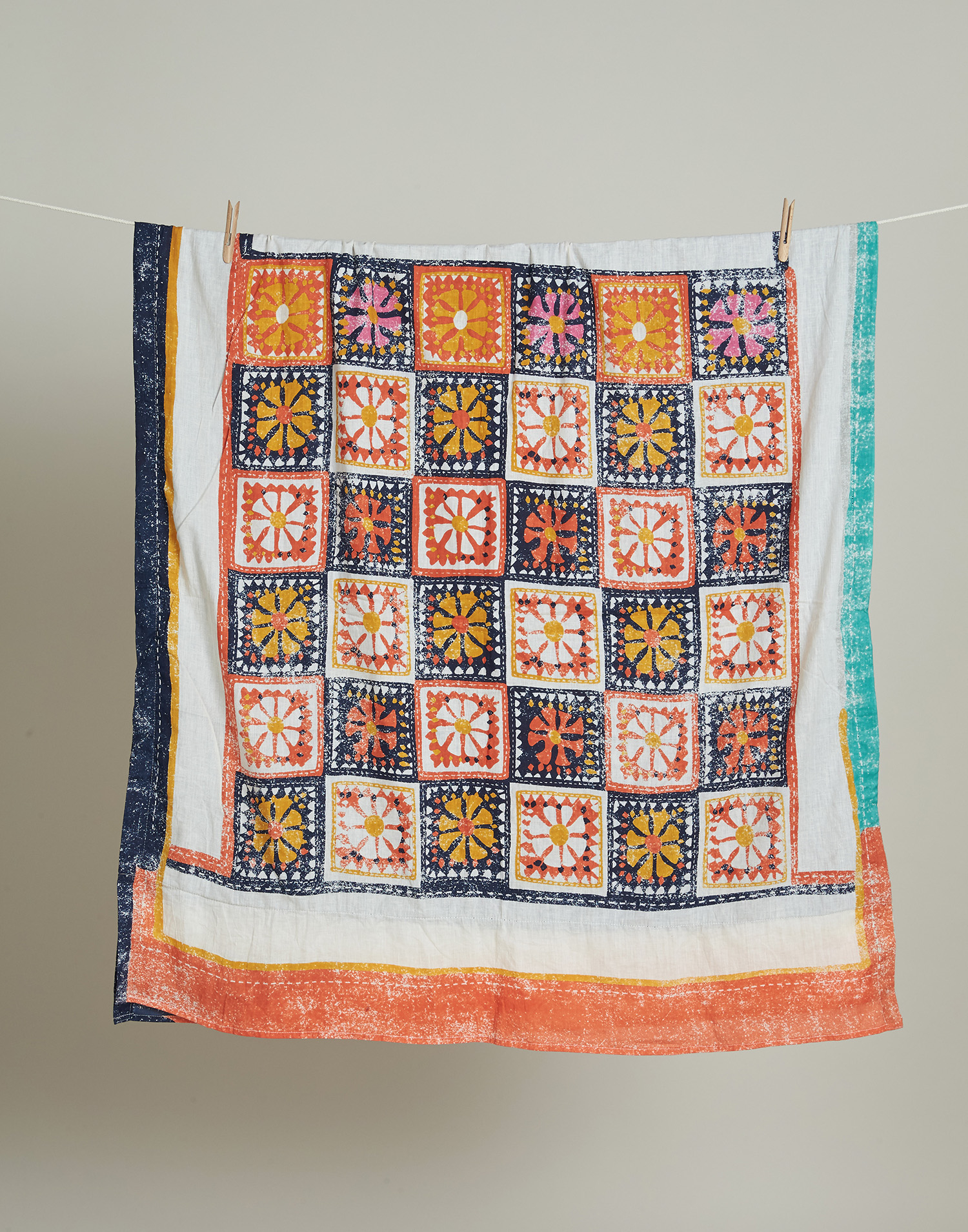 Pareo toalla mosaico antiguo
