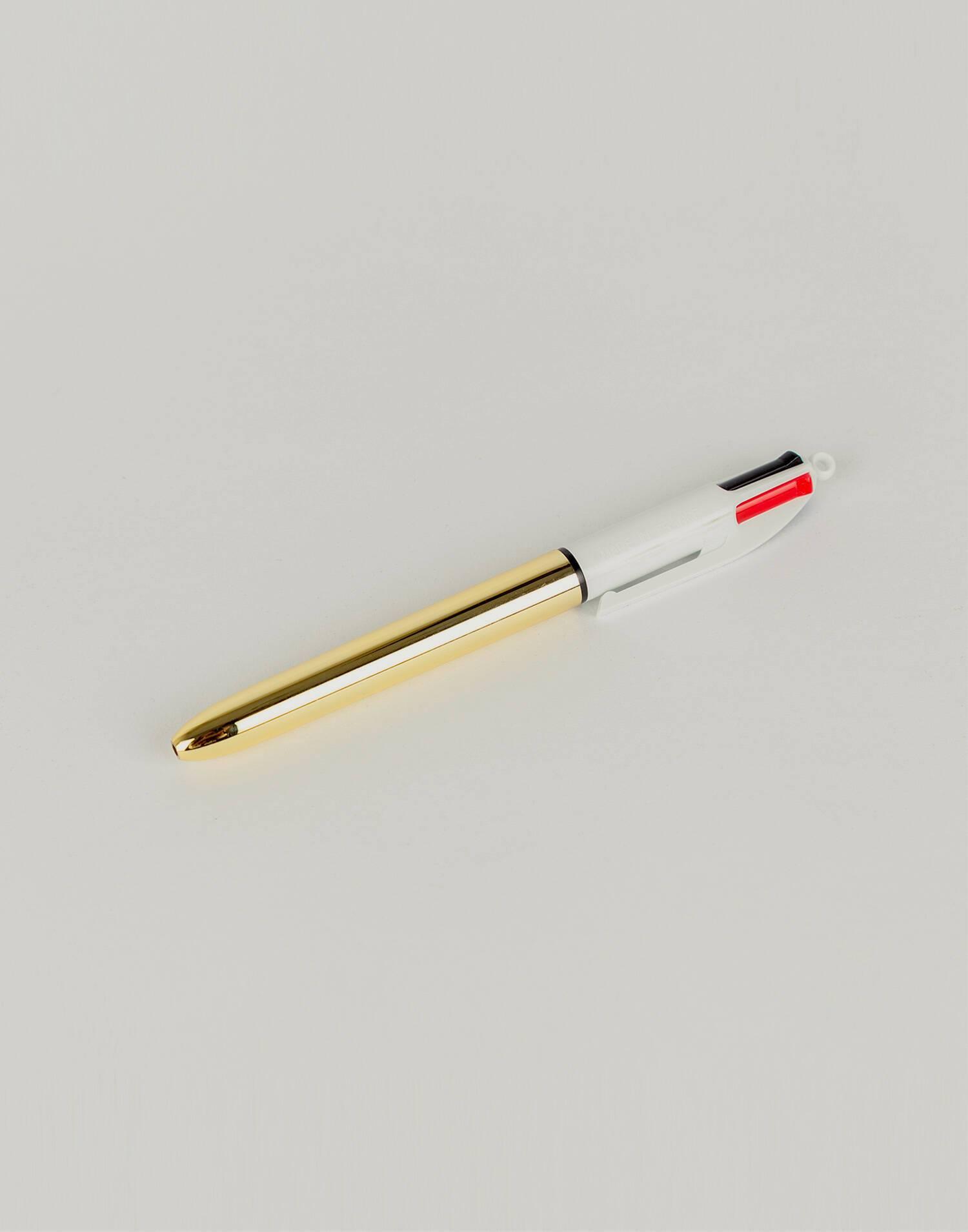 Bic pen 4 colors