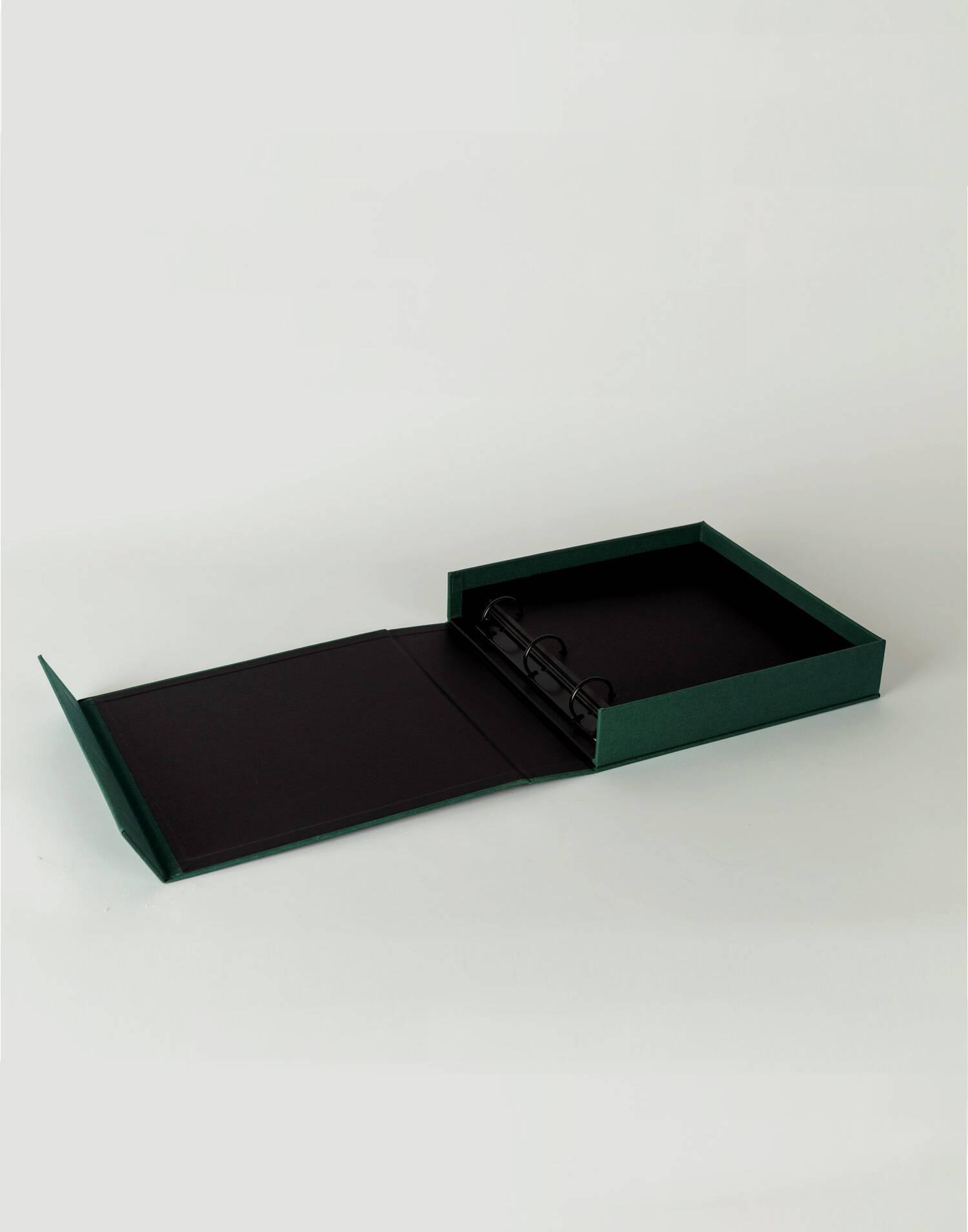 Photo album box