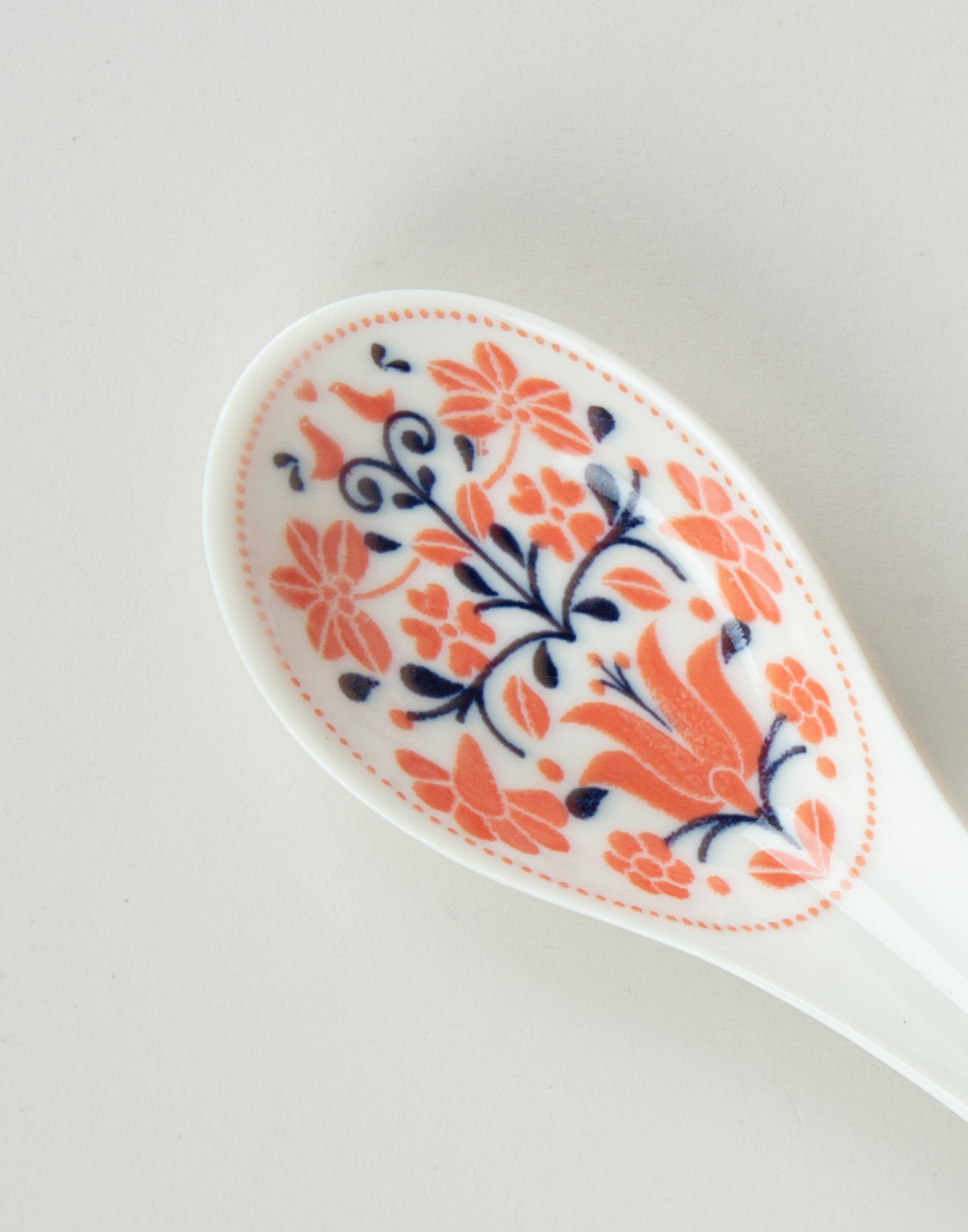 Cuchara japonesa cerámica