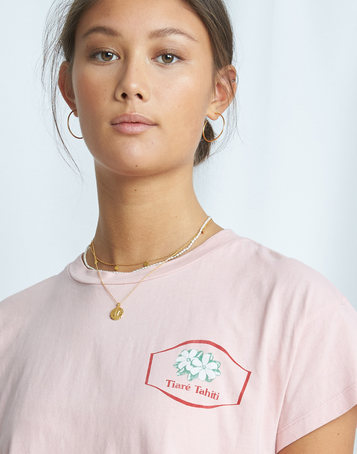 Tahiti organic t-shirt