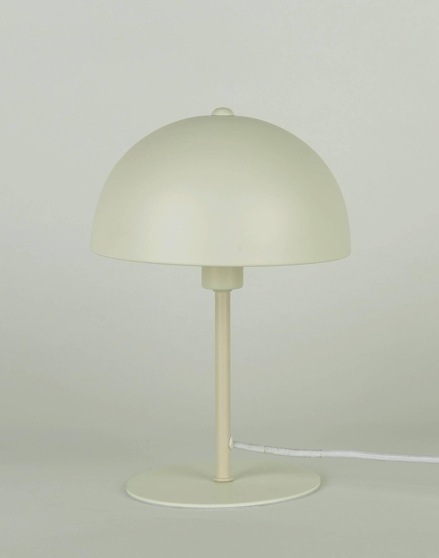 Lámpara seta