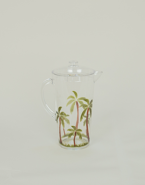 Palmtree jug