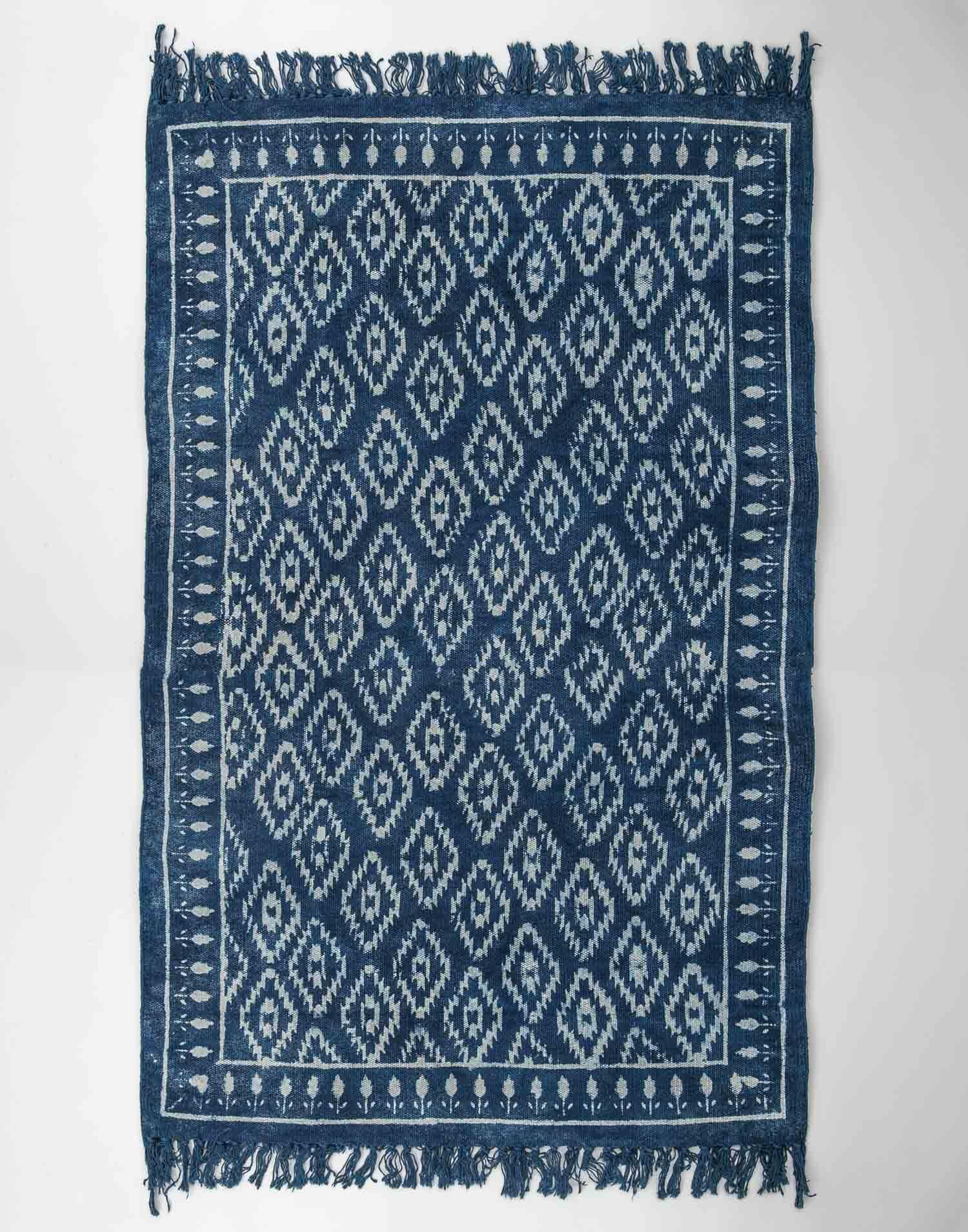 Diamont block rug 90*150