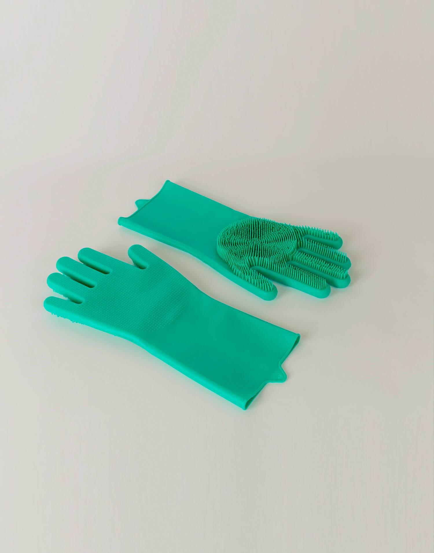 Scrubbie multi-purpose gloves