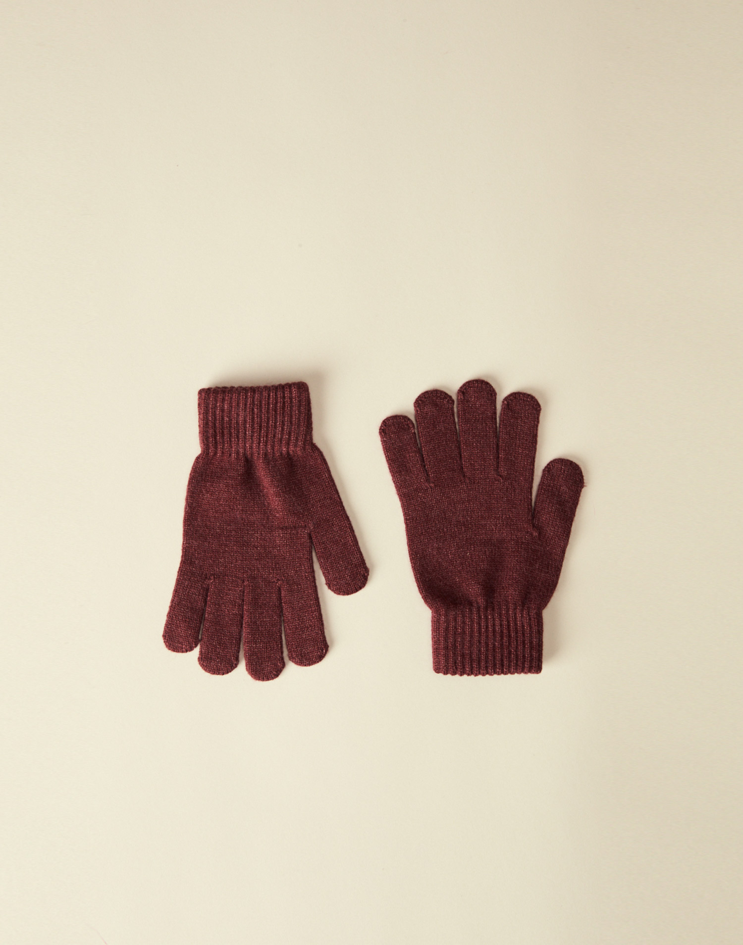 Basic glove with touch function