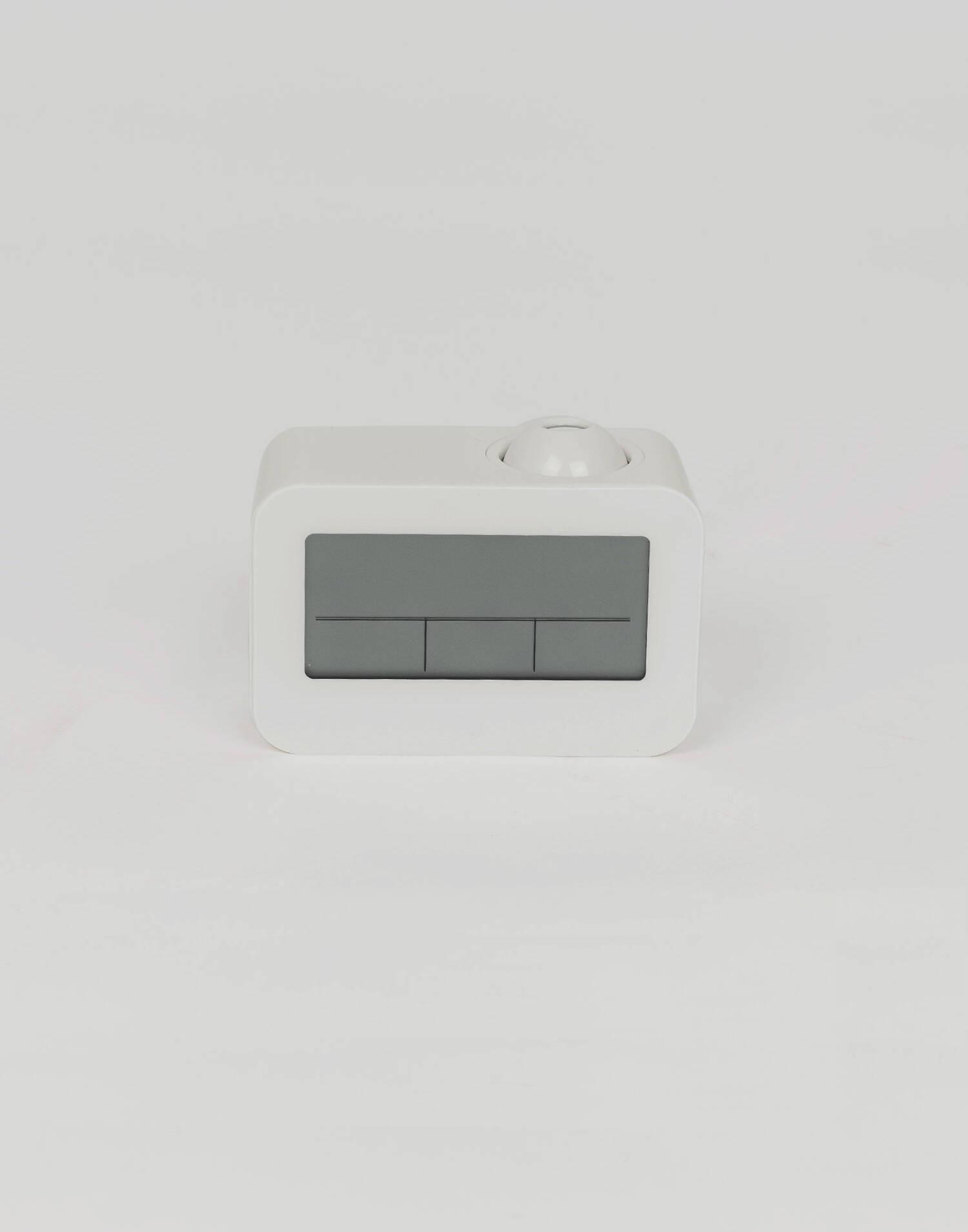 Reloj despertador proyector techo
