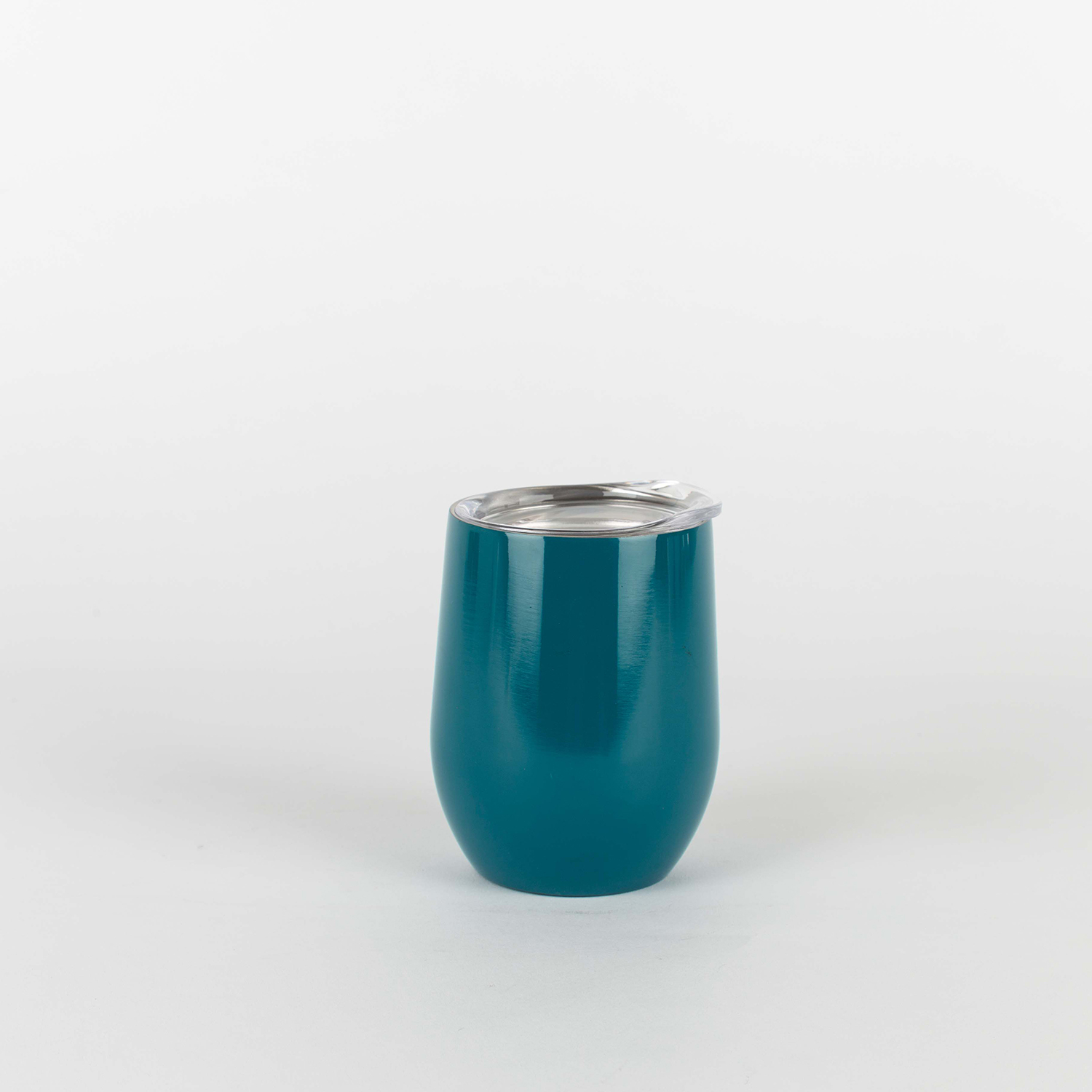 METAL CUP WITH COVER