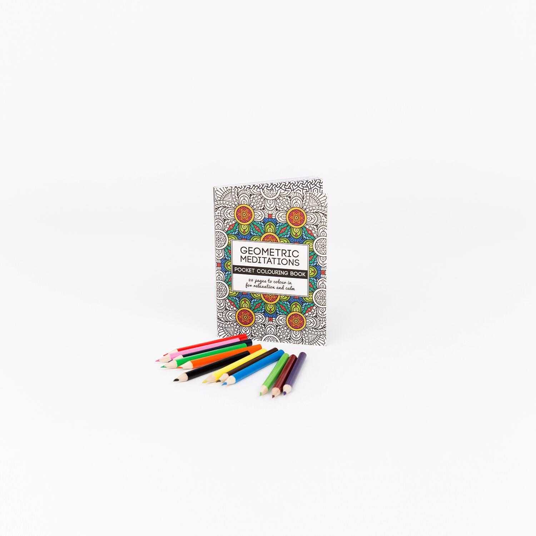 Libro de bolsillo para colorear